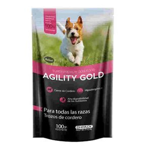 Agility_Gold_Pouch_Trozos_de_Cordero_100gr