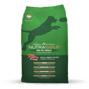 nutra-gold-grain-free-duck-sweet-potato-dry-dog-food