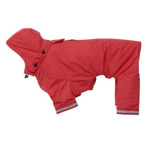 Impermeable-Rojo-S