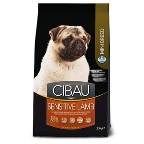 Cibau-Sensitive-Lamb-Mini-Breed