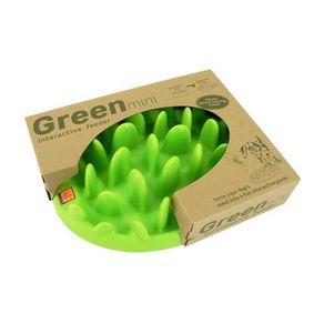 Green-Mini-Slow-Dog-Feeder