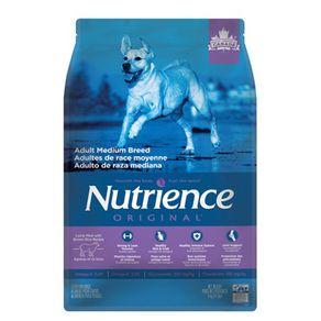Nutrience-D6047-OriginalAdultMedBreed-5kg-2F-NA