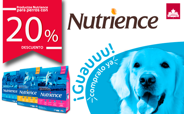 Nutrience promo 20%off mobile