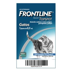 Frontline-Top-Spot-Gato-0.5-Ml