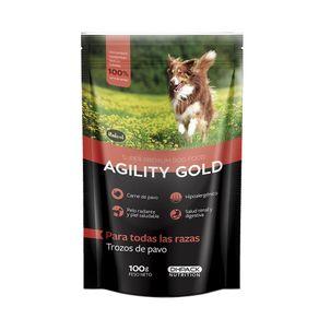 Agility-Gold-Pouch-Trozos-De-Pavo-100Gr