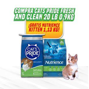 Compra-Cats-Pride-Fresh-and-Clean-20-Lb-y-Recibe-Gratis-Nutrience-Kitten-1.13-Kg
